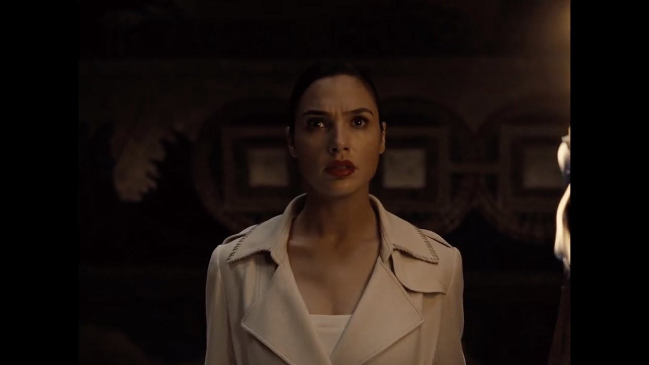 Diana Prince Zack Snyder's Justice League